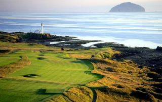 Golfing West Kilbride